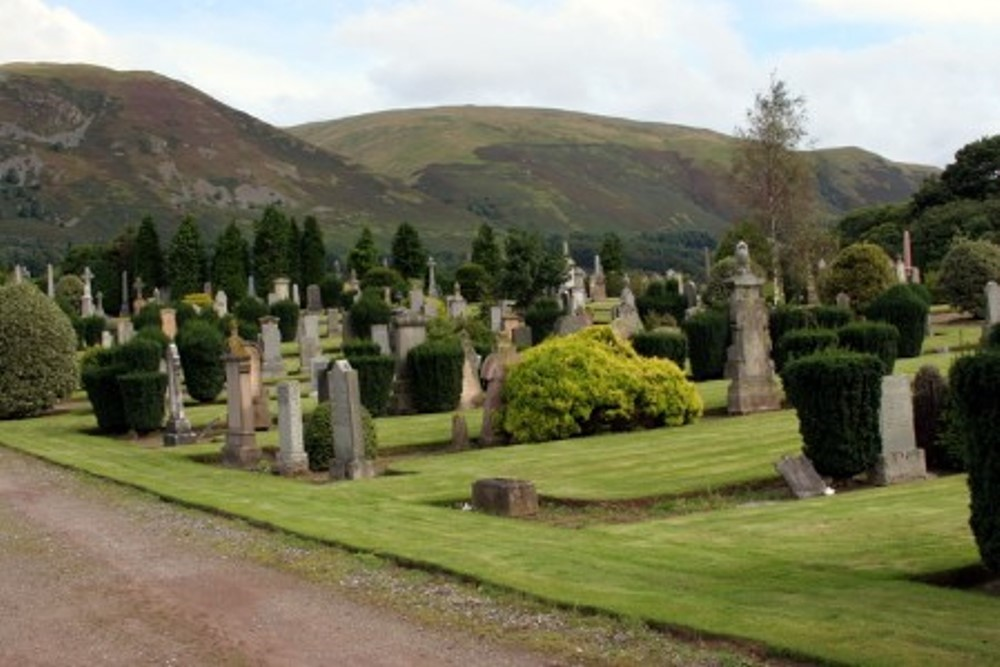 Commonwealth War Graves Tillicoultry Cemetery