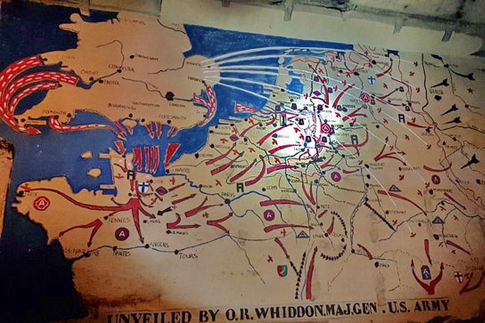 Amerikaans Oorlogsmonument Maastricht Mergelgroeve