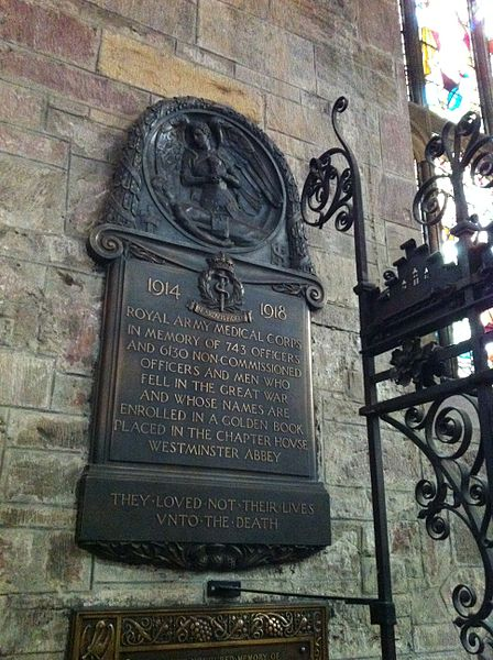 Plaques St Giles' Cathedral