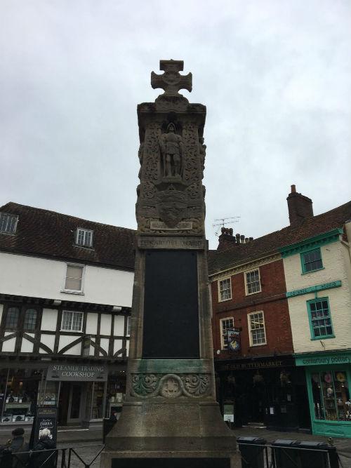 War Memorial Canterbury