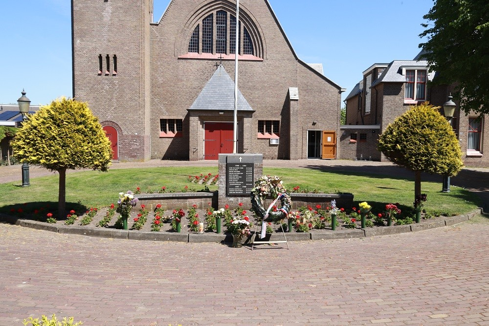 War Memorial Egmond aan den Hoef