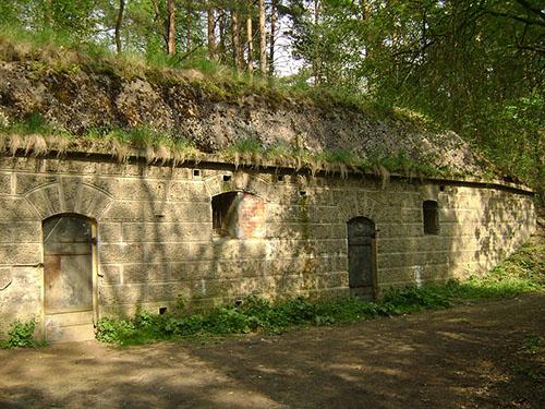 Festung Graudenz - Fort Parski
