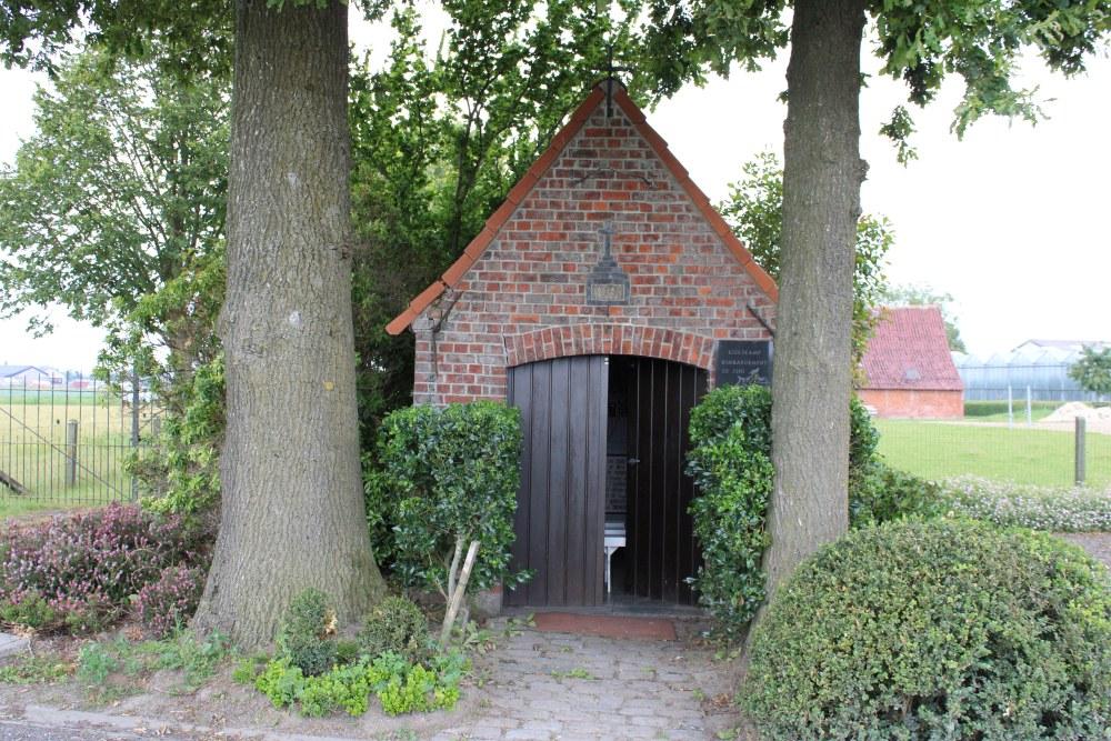Heilig Hartkapel 'Bomkapelleke' Koolskamp