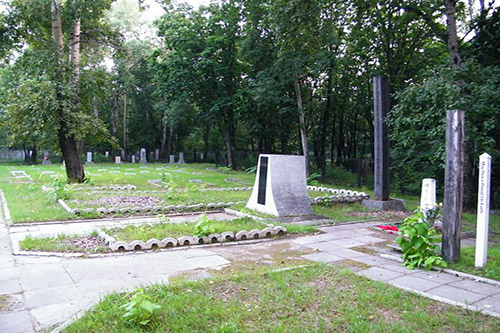 Japanese War Graves Khabarovsk