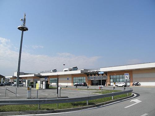 Luchthaven Brescia-Montichiari