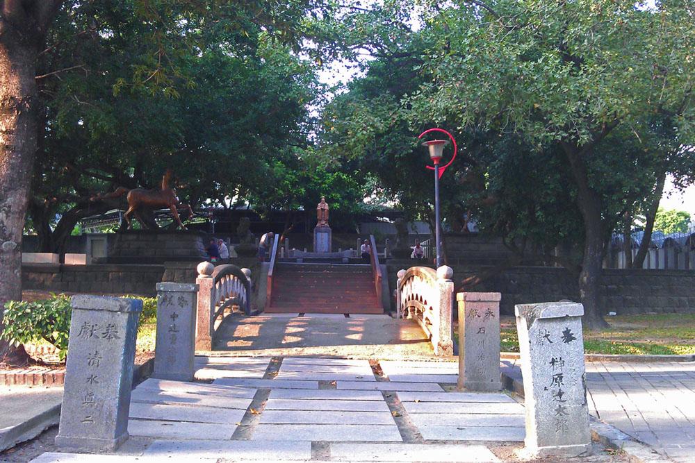 Former Taichung Shinto Shrine