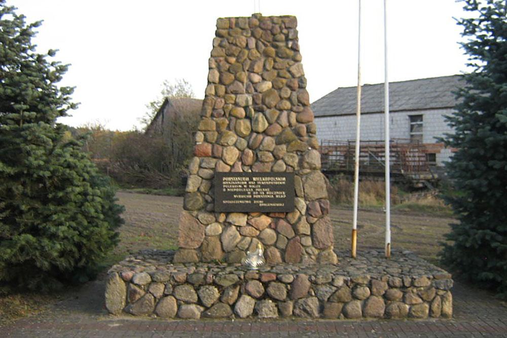 Wielkopolska Uprising Memorial Terespotockie