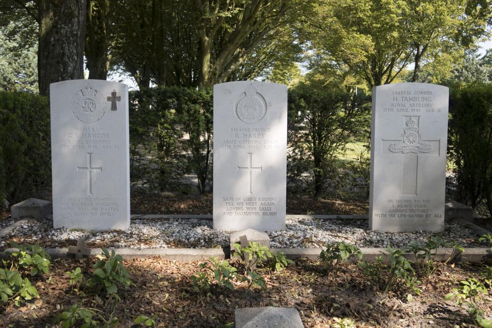 Oorlogsgraven van het Gemenebest Algemene Begraafplaats Otterlo