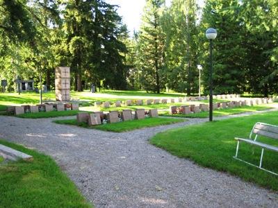 Finse Oorlogsgraven Liminka