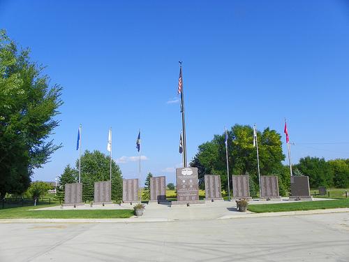 Veterans Memorial Tyndall
