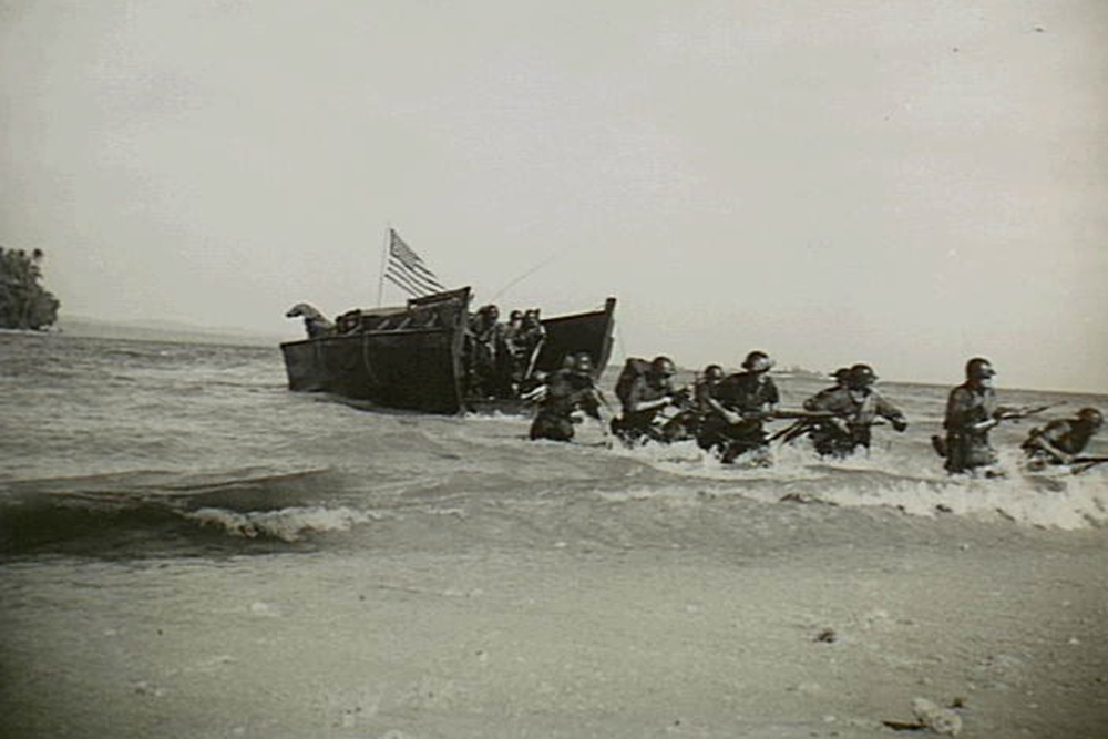 Invasion Beach Wakde