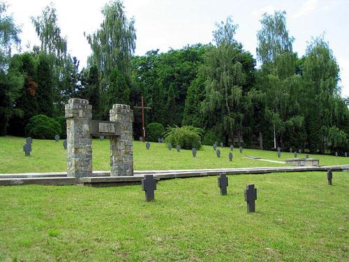 Oostenrijkse Oorlogsbegraafplaats Przemysl