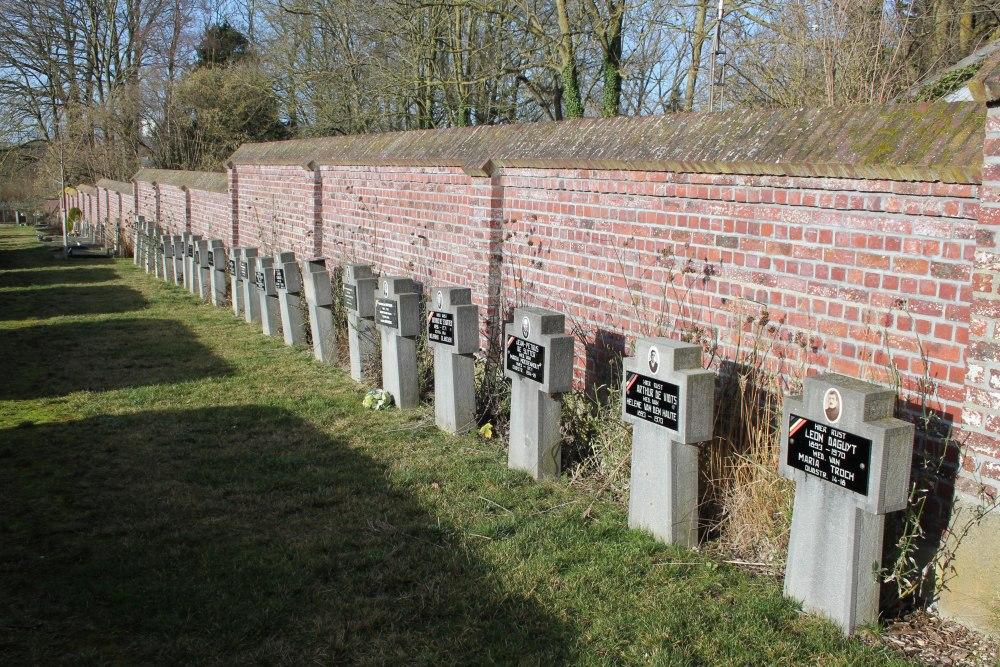 Belgian Graves Veterans Erpe