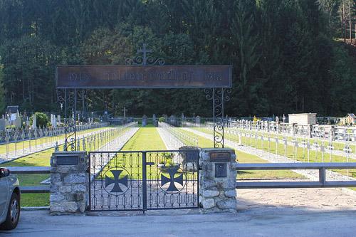 Austrian War Cemetery Mauthen