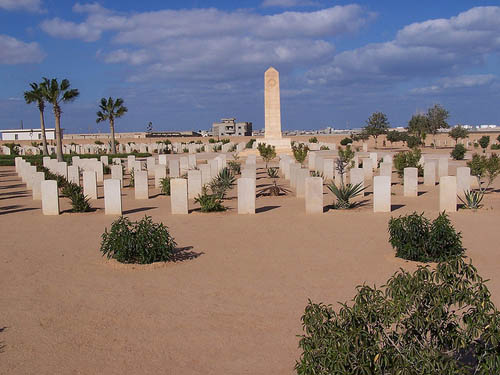 Polish War Graves Tobruk