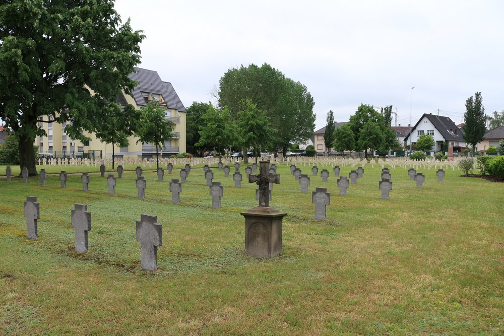 German War Graves Haguenau