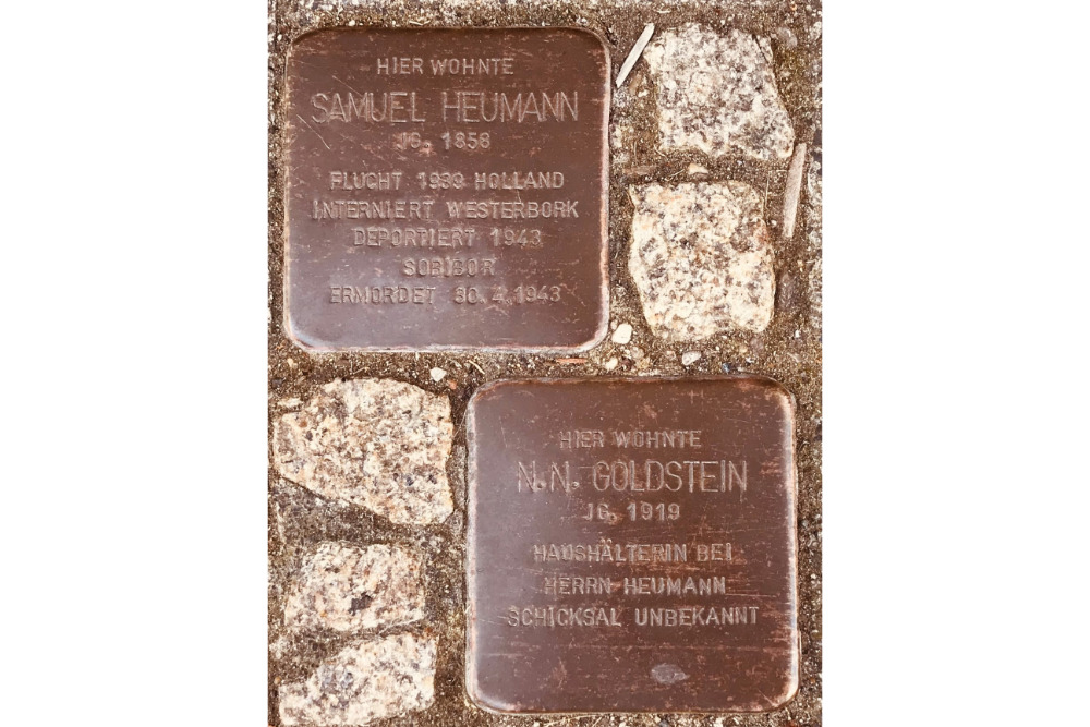 Stumbling Stones Kölner Straße 32