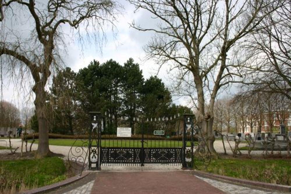 Dutch War Graves Bedum