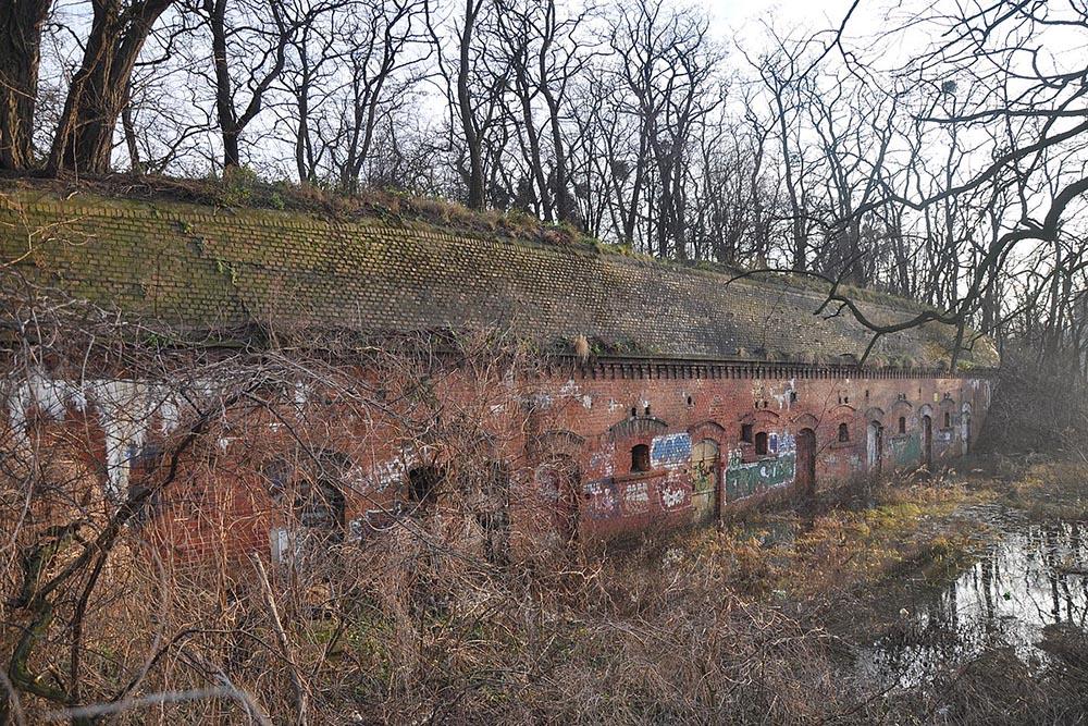 Festung Posen - Infanterie Untertreteraum J1 IIa