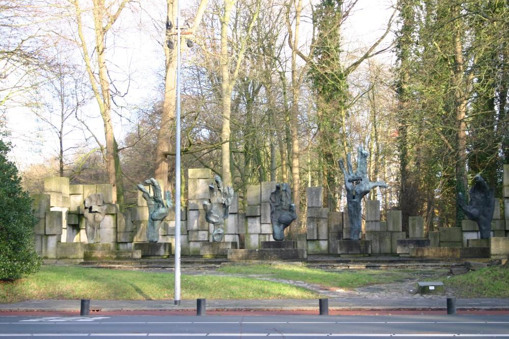 Jewish Memorial Groningen