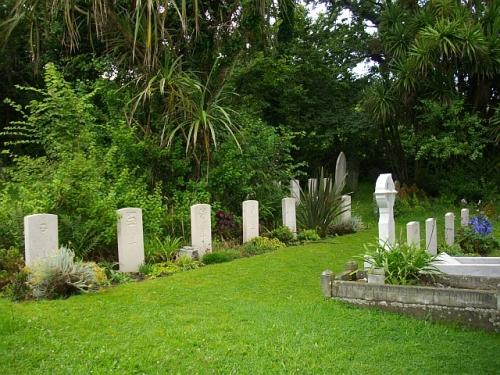 Commonwealth War Graves Old Church Cemetery