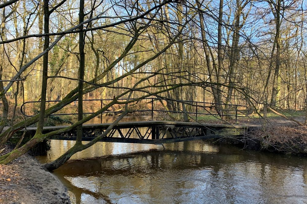 Pedestrian Bailey Bridge Nunhem