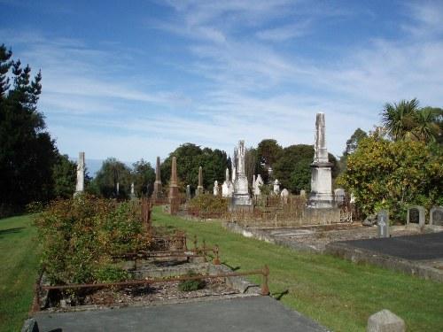 Oorlogsgraven van het Gemenebest Dunedin Northern Cemetery