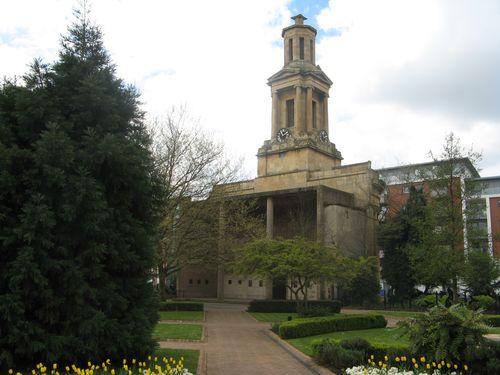 Remnants St. Thomas Church Birmingham