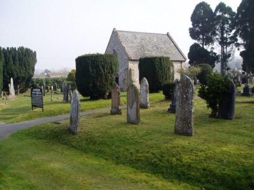 Commonwealth War Graves Axminster Cemetery