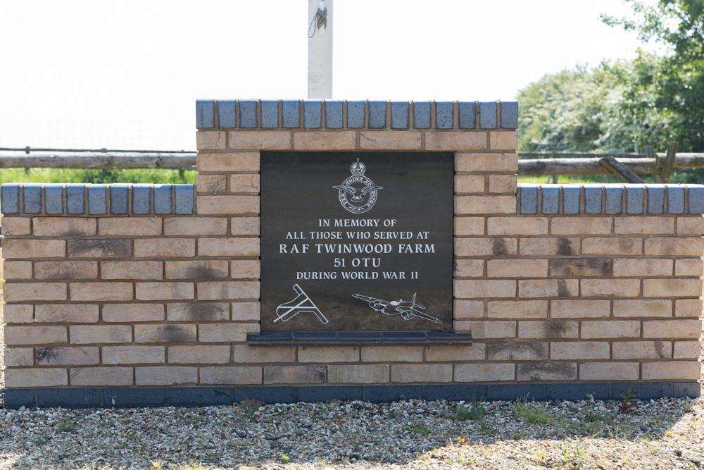 Monument RAF Twinwood Farm