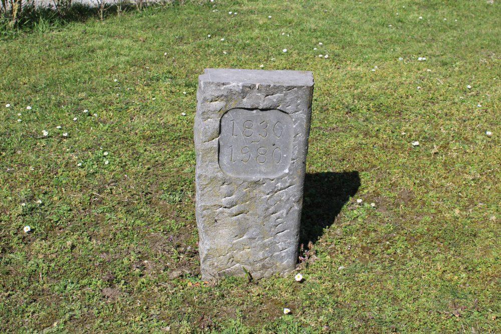 Gedenksteen Belgische Opstand Zétrud-Lumay