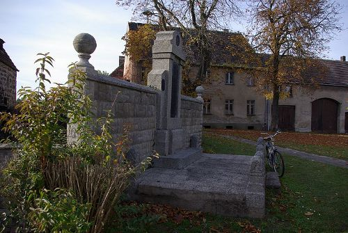 War Memorial Wölmsdorf