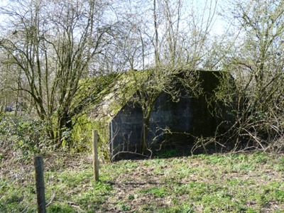 Groepsschuilplaats Type P Krayenstein-Zuid