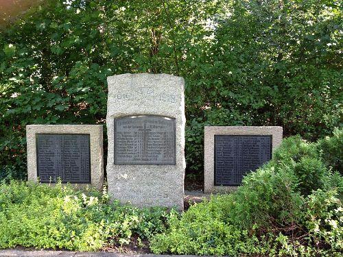 War Memorial Ellerau
