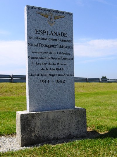 Monument Generaal Michel Fourquet