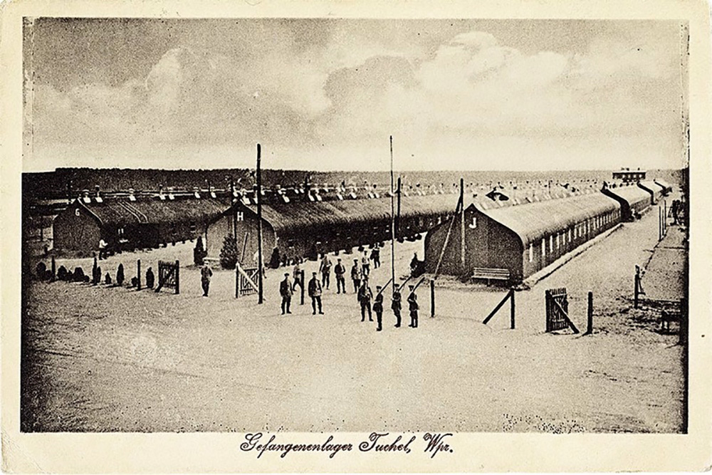 Tuchola Krijgsgevangenkamp