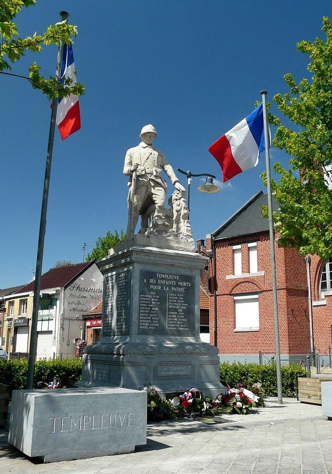 War Memorial Templeuve