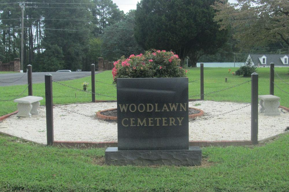 Amerikaanse Oorlogsgraven Woodlawn Cemetery