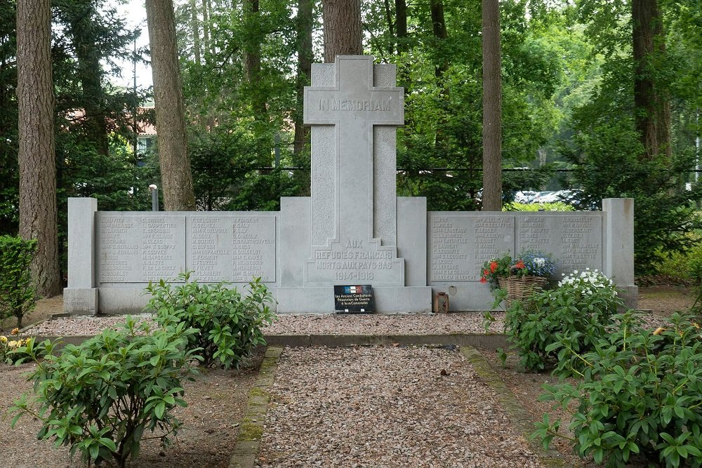 Graven French Refugees Roman Catholic Cemetery Soesterberg
