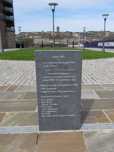 Monument Operation Musketoon