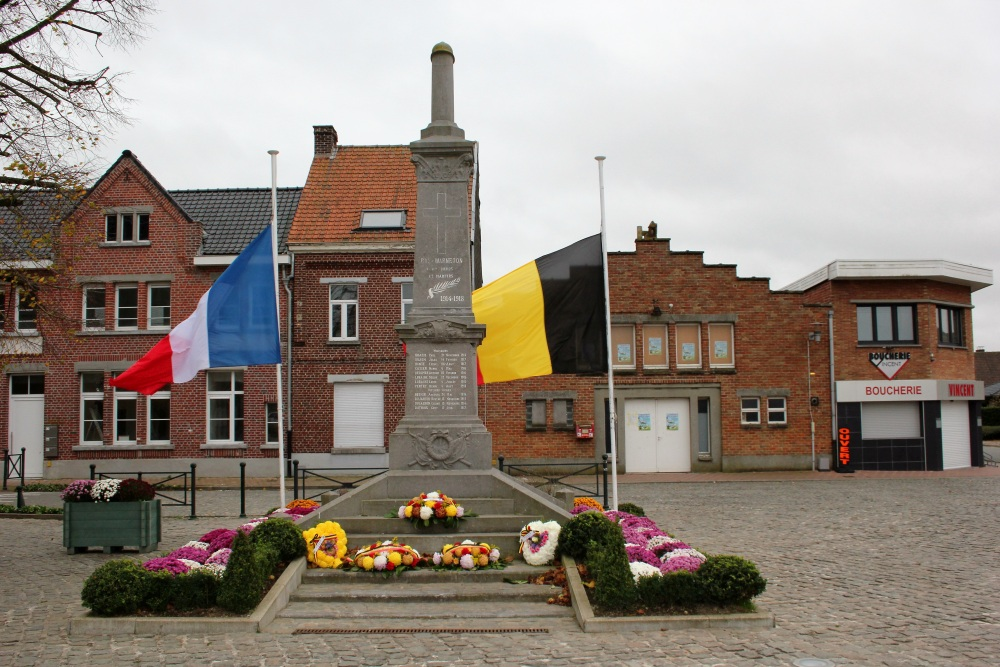 War Memorial Bas-Warneton