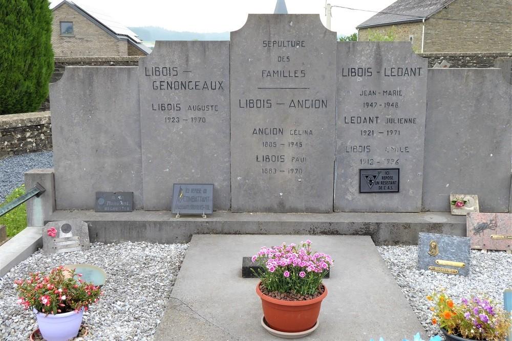 Graves Veterans Fays-les-Veneurs