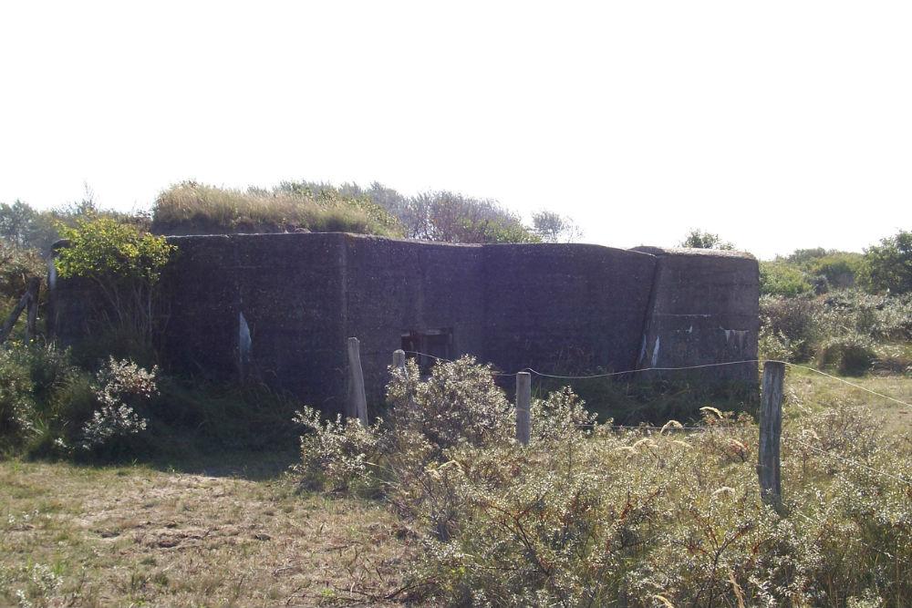 Duitse MG-bunker Katwijk