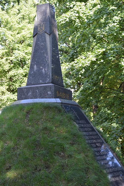 Monument Oekraïense Krijgsgevangenen
