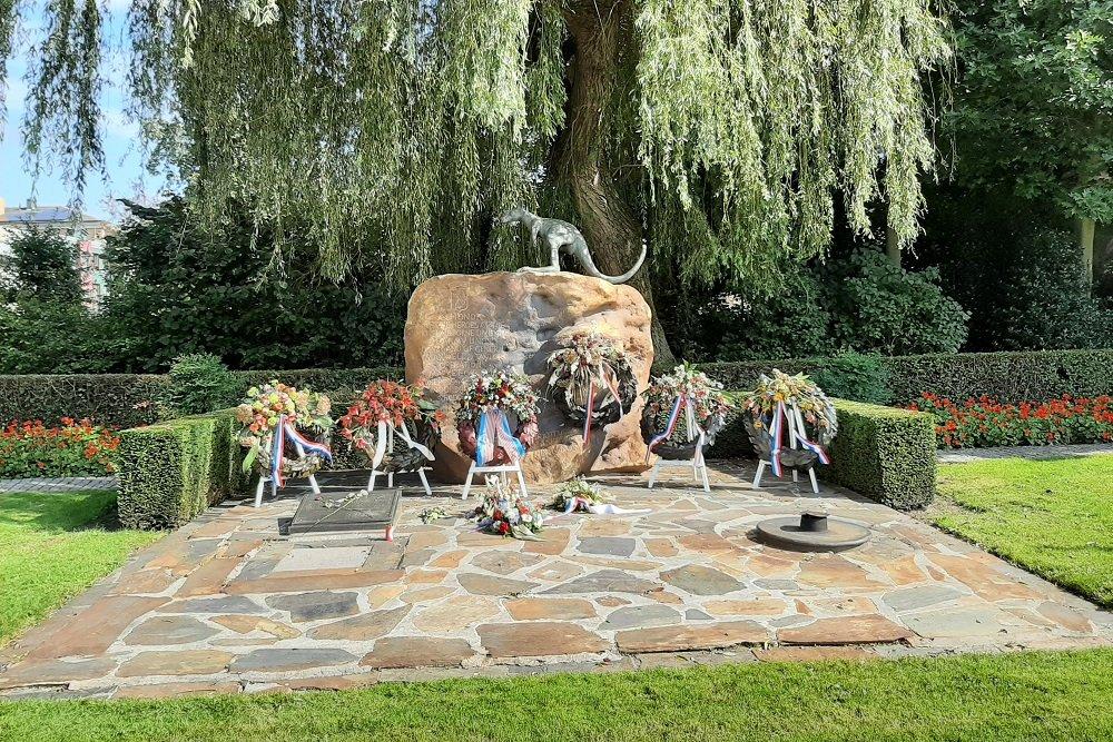 Kangaroo Monument Veghel