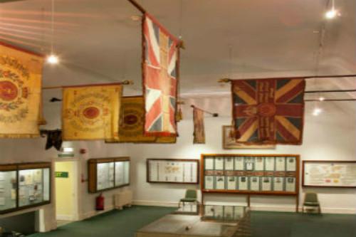 Argyll & Sutherland Highlanders Regimental Museum