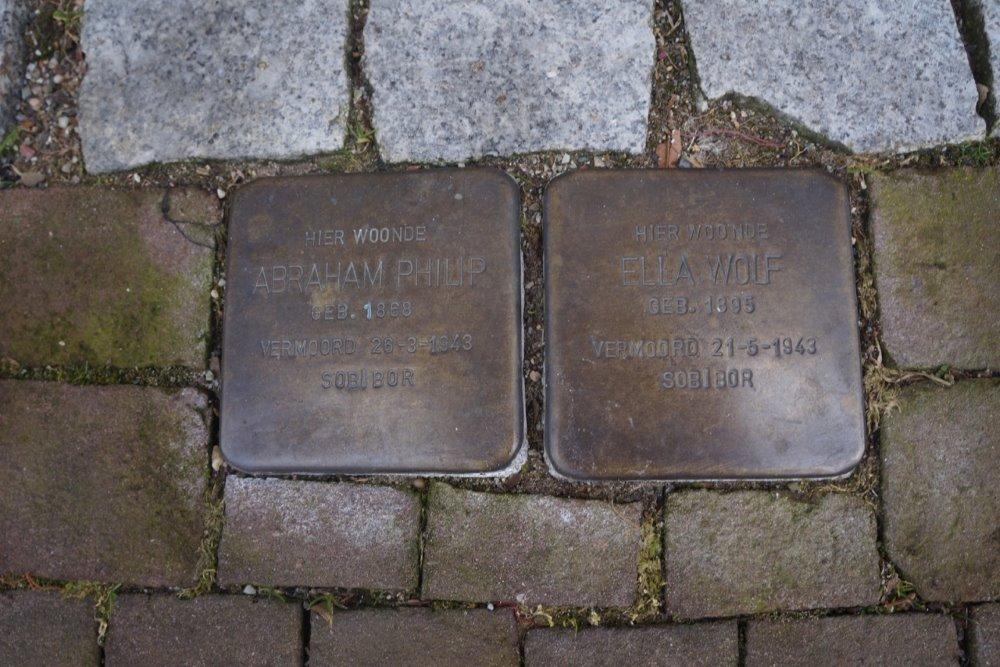 Stumbling Stones Nieuwstad 30