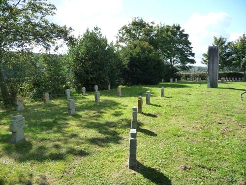 German War Cemetery Mausbach