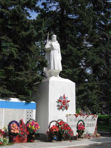 Massagraf Sovjet Soldaten Medyn