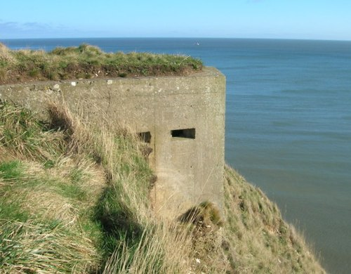 Lozenge Bunker Flamborough